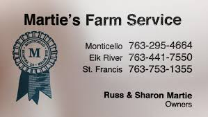 Martie's Farm Services Providing Locally Sourced Feed, Seed, and Pet Products to Minnesota for Over 37 Years Photo - Click Here to See